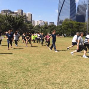 2º Treino Funcional Obesimed - Parque do Povo (São Paulo - SP)